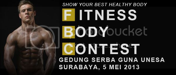 Fitness Body Contest Surabaya