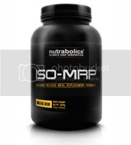 Nutrabolics Iso MRP 5 lbs