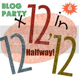 12 x 12 x 12 halfway blog party